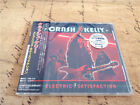 Crash Kelly ‎– Electric Satisfaction SBCD-1045 JAPAN CD OBI E254-45