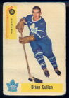 1958-59 Parkhurst Hockey Cards 3