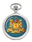 Caledonian Railway Crest Pocket Watch