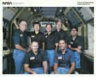 TAYLOR WANG SIGNED 51 B Astranaut Space shuttle Crew Photo