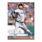 Hyun-jin Ryu Rookie Cards Guide 12