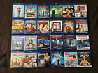 Blu-ray  HD Movie Collection Lot, Most in Like New Condition, Read Description