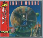 Vinnie Moore Time Odyssey Japan CD w/obi PHCR-4170