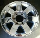 16 HUMMER H3 CHROME OEM WHEEL PART 9595913 USED FREE SHIPPING