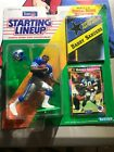 Barry Sanders 1992 Starting Lineup Action Figure New in Package Free Ship