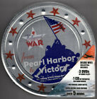 NEW Hollywood Goes To War From Pearl Harbor To Victory Tin Boxset DVD