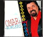 Omar & The Howlers -Courts of Lulu CD -1992 -Texas Blues/Rock (Rose Tattoo)