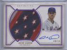 2020 Topps Definitive Collection Baseball Cards 21