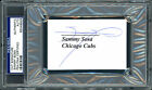 Sammy Sosa Cards, Rookie Cards and Autographed Memorabilia Guide 47