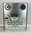 Akai Glass & X'Tal Ferrite Head GX-630D-SS Reel to Reel Tape Deck Recorder