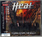 H.E.A.T-TEARING DOWN THE WALLS-JAPAN CD F83