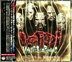LORDI-MONSTEREOPHONIC (THEATERROR VS. DEMONARCHY)-JAPAN CD F83