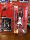PATRICK EWING Starting Lineup SLU 1998 NBA Action Figure & Card New York Knicks