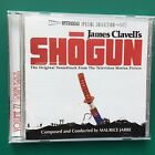 Maurice Jarre SHOGUN Intrada Limited Edition CD TV Soundtrack OST James Clavell