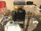Nikon D4S Excellent Condition with Extra Battery and New Shutter Replaced