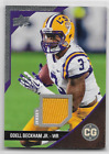 2014 Upper Deck Conference Greats Football Cards 6