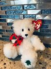Ty Beanie Baby Merrybelle MWMT (Bear 2004) Christmas Holiday Adorable