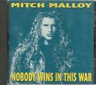 Mitch Malloy, Nobody Wins In This War; 2 Track Promo CD Single