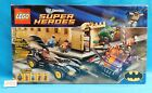Lego Super Heroes DC 6864 Batmobile and the Two Face Chase 531 Pieces New