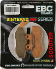 EBC Front Left Sintered SFA Brake Pads Gilera DNA 125/180 01-03 SFA194HH