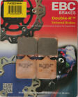 EBC FA322/4HH Sintered Motorcycle Brake Pads Front KTM Supermoto 990 SM T 09-13