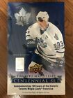 2017 UPPER DECK TORONTO MAPLE LEAFS 100TH CENTENNIAL HOBBY BOX SEALED