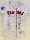 2018 Boston Red Sox Team Signed World Series Jersey Autographed by 23 MLB BAS