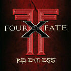 FOUR BY FATE - Relentless - CD - **BRAND NEW/STILL SEALED**