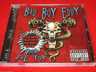 BAD BOY EDDY - OVER THE TOP - DELUXE EDITION - NEW GLAM ROCK CD