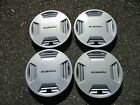 Factory 1982 to 1990 Subaru GL 13 inch hubcaps wheel covers set nice