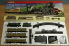 Hornby R1072 Flying Scotsman OO Gauge Electric Train Set Boxed Complete