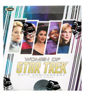 Women of Star Trek 50th Anniversary Sealed Box Autograph Costume