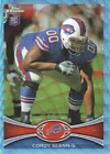 2012 Topps Chrome Football Blue Wave Refractor Checklist and Guide 17