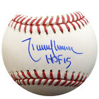 2015 Baseball Hall of Fame Inscribed Autographed Memorabilia Available Now 19