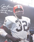 Jim Brown Football Cards, Rookie Cards and Autographed Memorabilia Guide 39