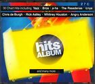 THE HITS ALBUM 9 -2-CD (The Best Of 80s Pop) Prince/Angry Anderson (Like NOW)