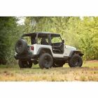 For Jeep Wrangler Tj 97 06 New Tube Doors Pair Textured Black Pair X 1150920