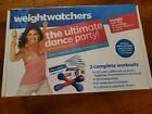 Weightwatchers The Ultimate Dance Party With Firming Sticks DVD New