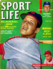 Stan Musial Unsigned 1950 Sport Life Magazine