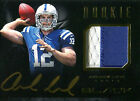 Andrew Luck Cards, Rookie Cards  and Autographed Memorabilia Guide 80