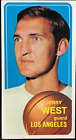 Jerry West Rookie Cards and Autographed Memorabilia Guide 11