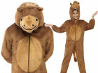 Camel Kids Fancy Dress Nativity Christmas Desert Animal Childrens Costume 4 9