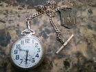 1910 1930s SIZE 16 WALTHAM 5 position ANTIQUE POCKET WATCH Veary good WATCH