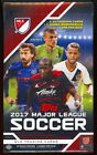 (3) 2017 TOPPS MLS SOCCER SEALED HOBBY BOX LOT auto memorabilia