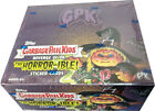 Garbage Pail Kids 2019 Series 2 Revenge of Oh The Horror-ible Sealed Hobby Box