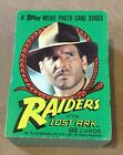 1981 Topps Raiders of the Lost Ark Trading Cards 31