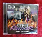 Feel the Steel- Steel Panther CD,Oct-2009,Island/Universal Republic PROMO NEWER