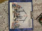 Kirkland Signature 13 Pc Porcelain Nativity Set w Wood Creche Hand Painted 75177