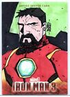 2013 Upper Deck Iron Man 3 Trading Cards 7