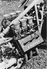 Laverda 1000 cc V6 endurance racing engine 1977 - motorcycle racing photo